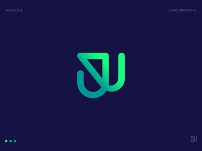 JU Logo Design logo designer u logo j logo branding logo design logo
