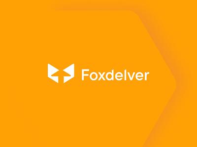 Fox Logo arrows fox logo fox app logo creative logomaker symbol branding modern logo icon letter logo logo designer identity logo print logo design typography letter illustration mark