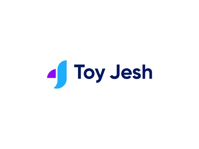 Toy Jesh Logo Design brandmark vector travel logo mark type monogram design symbol branding icon logo designer logos letter logo design print logotype mark identity typography logo