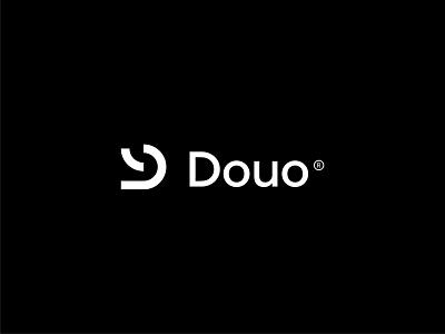 Douo Logo brand minimal logo typography identity mark logotype print logo design letter logos logo designer icon branding symbol design monogram type logo mark brandmark
