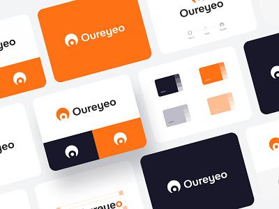 Oureyeo Logo Guidelines logo design print logos logo style guide brand style typography identity mark logotype letter logo designer icon branding symbol design monogram logo guidelines type logo mark