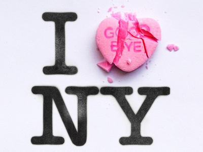 To Resolve Project - New York to-resolve-project type new-york candy heart its-so-hard-to-say-goodbye