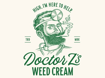 Dr. Z's Weed Cream