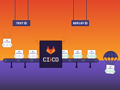 Making Magic — GitLab CI/CD