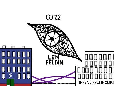 03:22 illustraion art digital lenfelfan 03:22 eye symbolism expressionism abstract