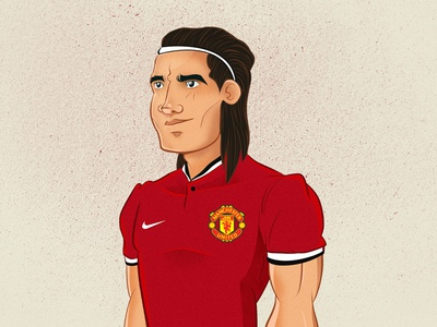 Falcao debut for Manchester United