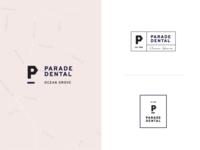 Logo exploration for Parade Dental