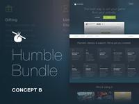 Humble Bundle Concept B