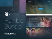 Humble Bundle Concept A