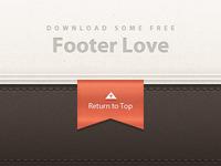 Free Footer Detailing