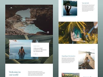 Cormorant Club ux ui typography website webdesigner web design webdesign uxui figma design