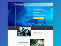 Safe Drivers Homepage