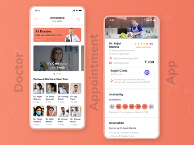 Doctor Appointment App appointment hospital doctors health healthcare appointment schedule app doctor appointment doctor