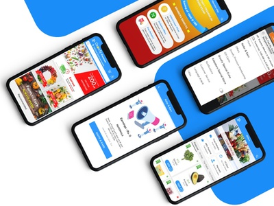 ECommerce App Design & Development development company ecommerce development commerce branding budget planner ondemand app ui appui ui
