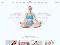 Hermosa Yoga - Homepage 1