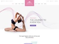 Hermosa Yoga - Homepage 2