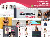 Seiko - Premium Shopify Theme