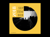 Spotify Playlist Cover | 19 September 2018