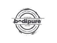 Bodipure Logo Design design art vector ui logo branding agency brand identity brand design animation design branding