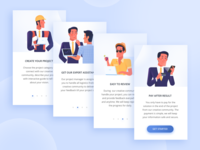 Onboarding Illustration - Creative Community