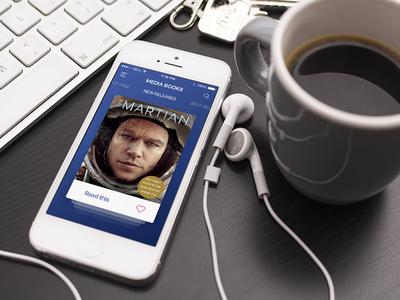 Media Books Apps