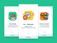 Zing Play - Onboarding Screen