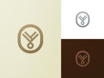 Medals Icon Exploration icon vector