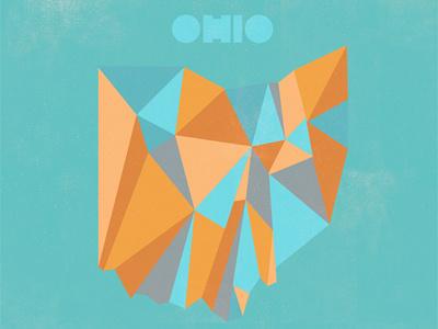 Ohio looks good. micahmicahdesign micahburger vector illustration states series