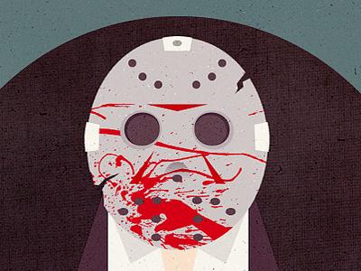 Fat Jason micahmicahdesign micahburger vector illustration jason