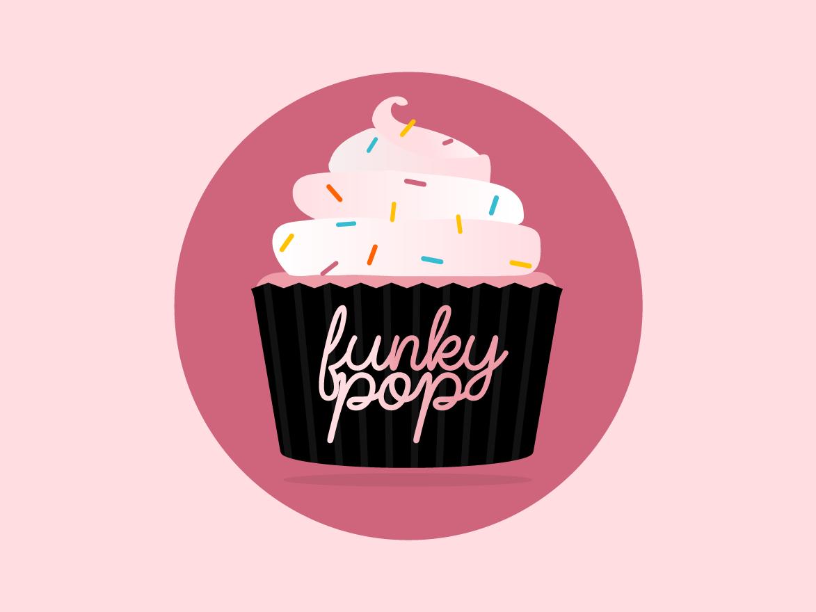Cupcake ~ illustration cupcake