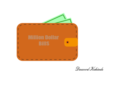 wallet design icon illustration