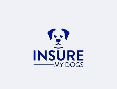 dog  logo design illustrator illustration logo design concept typography logo design branding flat brand design graphic design brand identity
