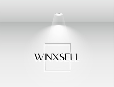 winxsell vector beatuful design typography logo design concept branding illustrator brand identity brand design logo design graphic design