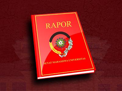 Rapor Merah Sema U vector minimal illustration design