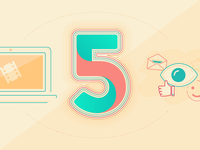 5 Hacks illustration