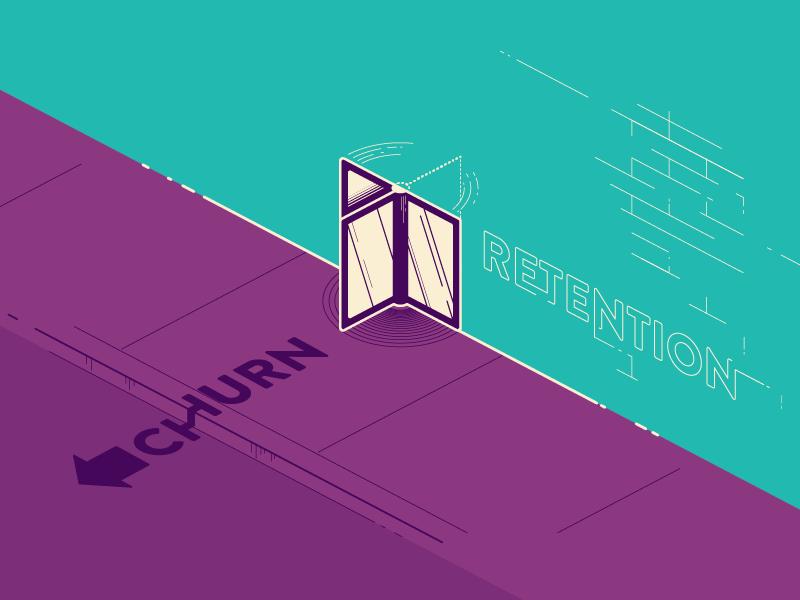 Churn vs Retention