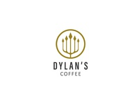 Dylan s Coffee shapes vector dailylogochallenge