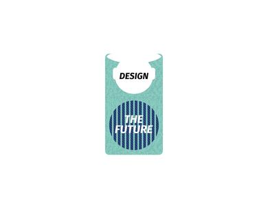 Business cards mock up vector minimal logo illustration design