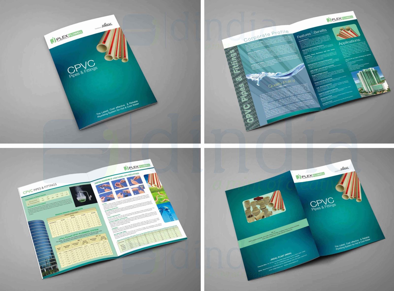Product Brochure And Catalog Design By Raju Yadav On Dribbble