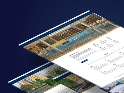 Here is my first shot on Dribbble. luxury homepage photoshop design website