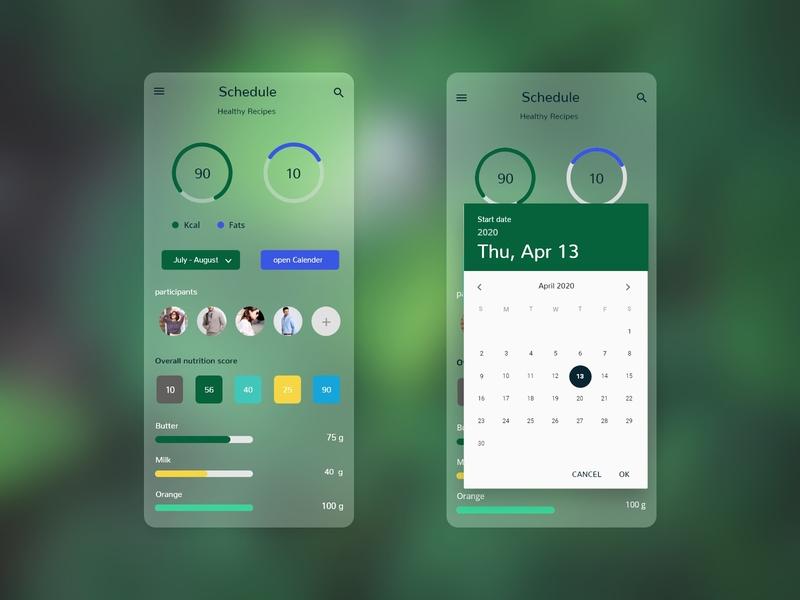 Shudule app modern creative design screen uiux temple web trendy app ui design app ui kit app ui ux app ui application app design app