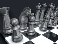 Knight Chess 3D