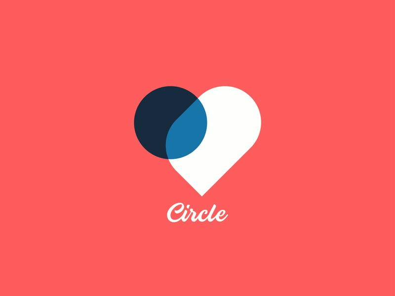 Circle Logo Design minimalist logo modern logo design illustration illustrator modern logo design graphic design logo design logo