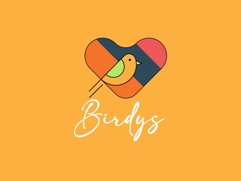 Bird logo Design minimalist logo modern logo design graphicdesign illustrator graphic design design branding logo design modern logo logo