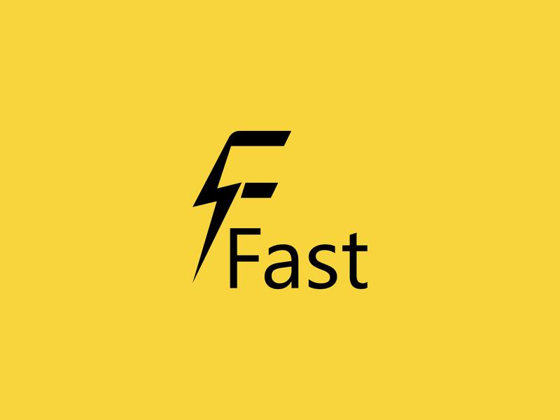 Fast Logo Design illustrator branding minimalist logo modern logo design design graphicdesign graphic design logo design modern logo logo