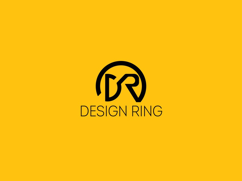 Design Ring Logo Design business logo design illustration branding graphic design graphicdesign minimalist logo modern logo design logo design logo modern logo