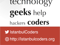 Istanbul Coders Roll Up
