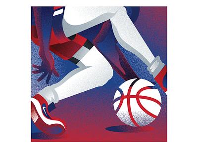 NBA Events App x 1 freelanceillustrator design ui vector nba basketball illustrator digitalart illustration