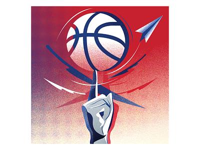 NBA Events App x 2 art design freelance illustrator basketball nba ui vector illustrator digitalart illustration