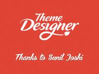 Thanks Sunil Joshi